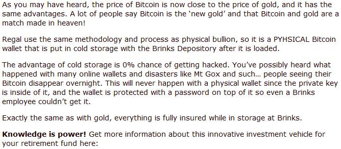 Bitcoin info