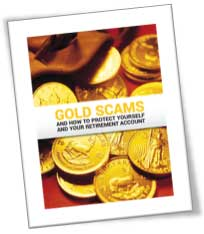 gold scam report