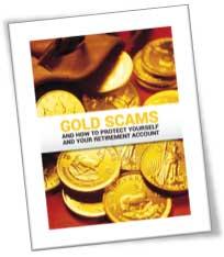 gold scam report