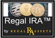 Regal IRA cryptos