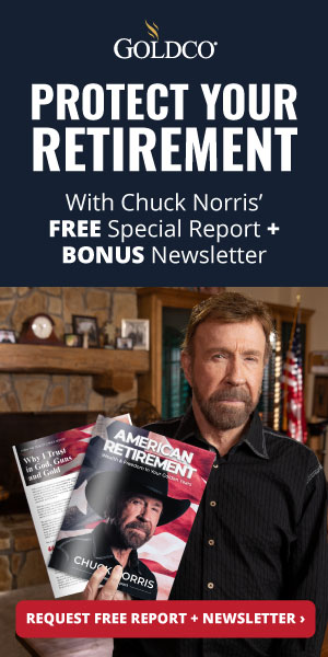 chuck norris goldco