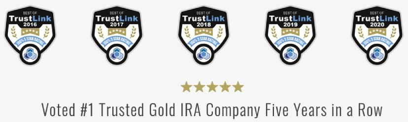 Advantage Gold Trustlink Votes